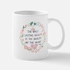 Beauty of the Heart Mugs