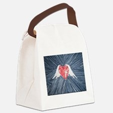 Power of Love! Canvas Lunch Bag