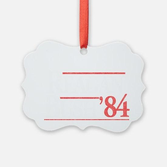 reagan_bush_84_black copy Ornament