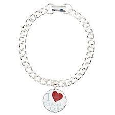 i_love_edward_cullen-bla Bracelet