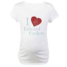 i_love_edward_cullen-black-vinta Shirt