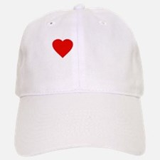 i love hot moms black Baseball Baseball Cap