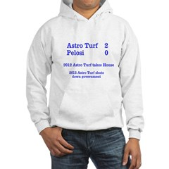 Astro Turf 2 Pelosi 0 Hoodie