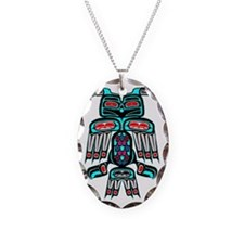 Tribal Thunderbird Necklace