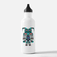 Tribal Thunderbird Water Bottle