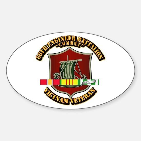 Army - 86th Engineer Battalion (Combat) w SVC Ribb