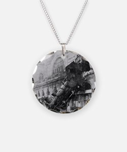 Train Wreck Necklace