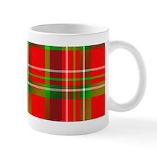 Christmas Tartan Pa... Mugs