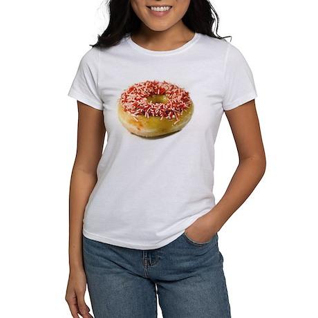 Sprinkled Donut Women's T-Shirt
