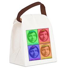 I Am Malala Canvas Lunch Bag