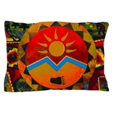 Sun Bear Pillow Case