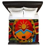 Native american King Duvet Covers