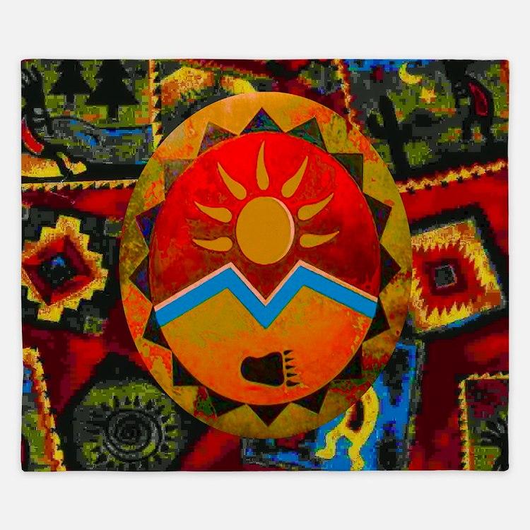 Native American Bedding Native American Duvet Covers