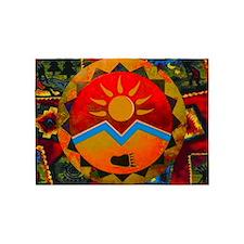 Sun Bear 5'x7'Area Rug