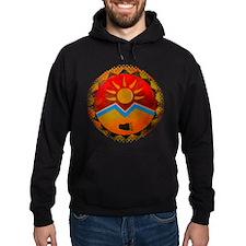 Sun Bear Hoodie