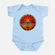 Sun Bear Infant Bodysuit
