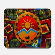 Sun Bear Mousepad