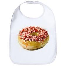 Sprinkled Donut Bib
