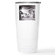Nikola Tesla Travel Mug