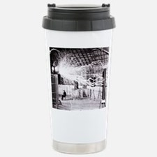 Nikola Tesla Travel Mug