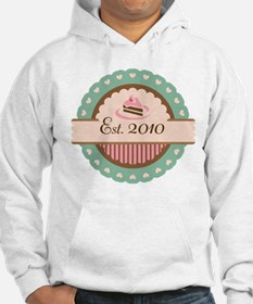2010 Birth Year Birthday Hoodie