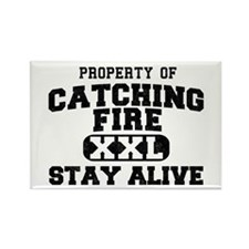 XXL Catching Fire Magnets
