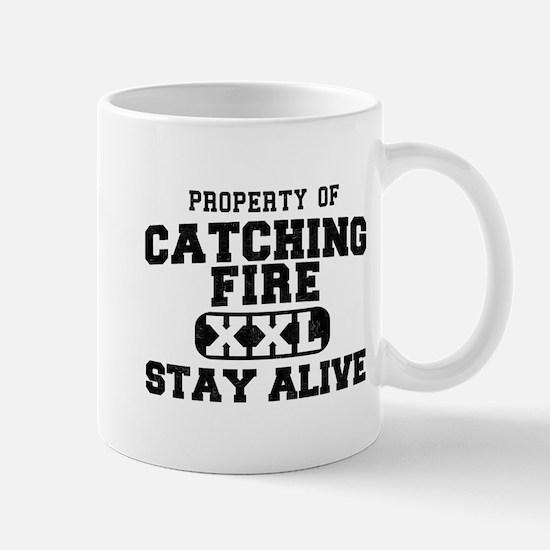 XXL Catching Fire Mugs