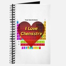 I Love Chemistry Journal