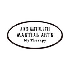 Mixed Martial Arts Martial Art My Therapy Patches