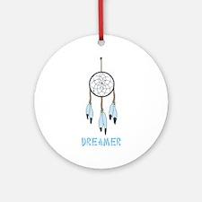 Dreamer Ornament (Round)