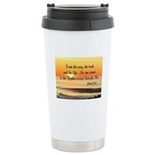 JOHN 14:6 Travel Coffee Mug