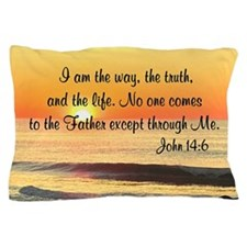 JOHN 14:6 Pillow Case