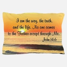 JOHN 14:6 Pillow Case