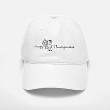 Happy Thanksgivukkah! Baseball Baseball Baseball Cap