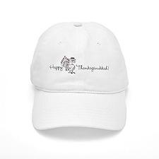 Happy Thanksgivukkah! Baseball Baseball Cap