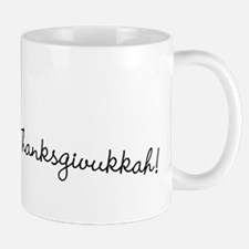 Happy Thanksgivukkah! Mugs