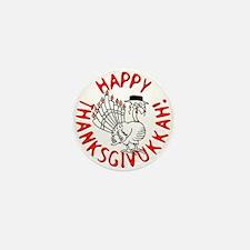 Happy Thanksgivukkah! Mini Button