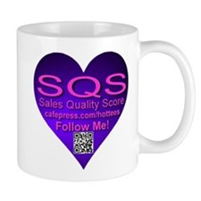 SQS Heart Mug