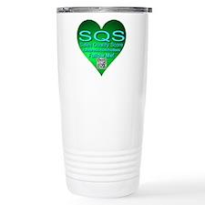 SQS Heart Travel Mug
