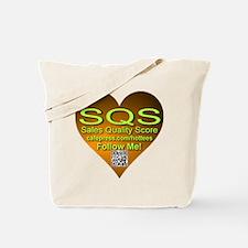 SQS Heart Tote Bag
