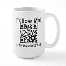 Follow Me! Mug