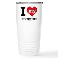 I love my Lovebird Travel Mug