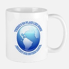 Protect Mother Earth Mugs
