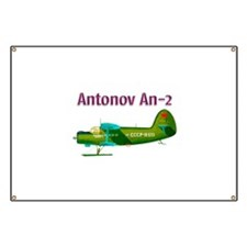 Antonov An-2 Banner