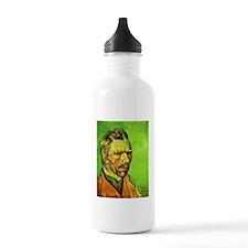 Van Gogh - Self-Portra Water Bottle