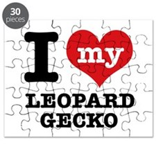I love my Leopard Puzzle