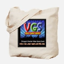 Second Front style of VGS t-shirt Tote Bag