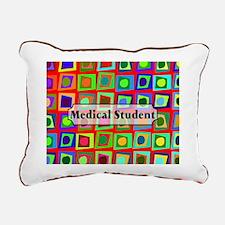 medical student 8 Rectangular Canvas Pillow