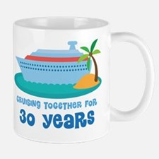 30th Anniversary Cruise Mug