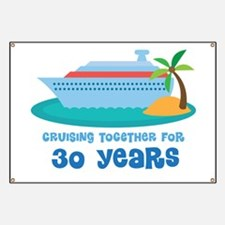 30th Anniversary Cruise Banner